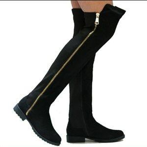 New OTK Black FS Montana Boots